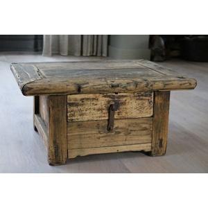 Rustiek houten kastje
