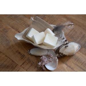 Amberblokje white Jasmine