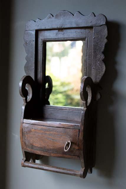 Spiegelkastje Vintage